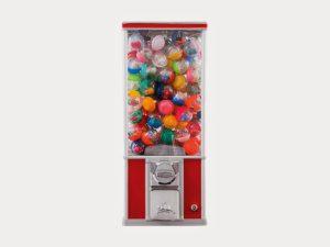 máquina de bolinha vend pula pula