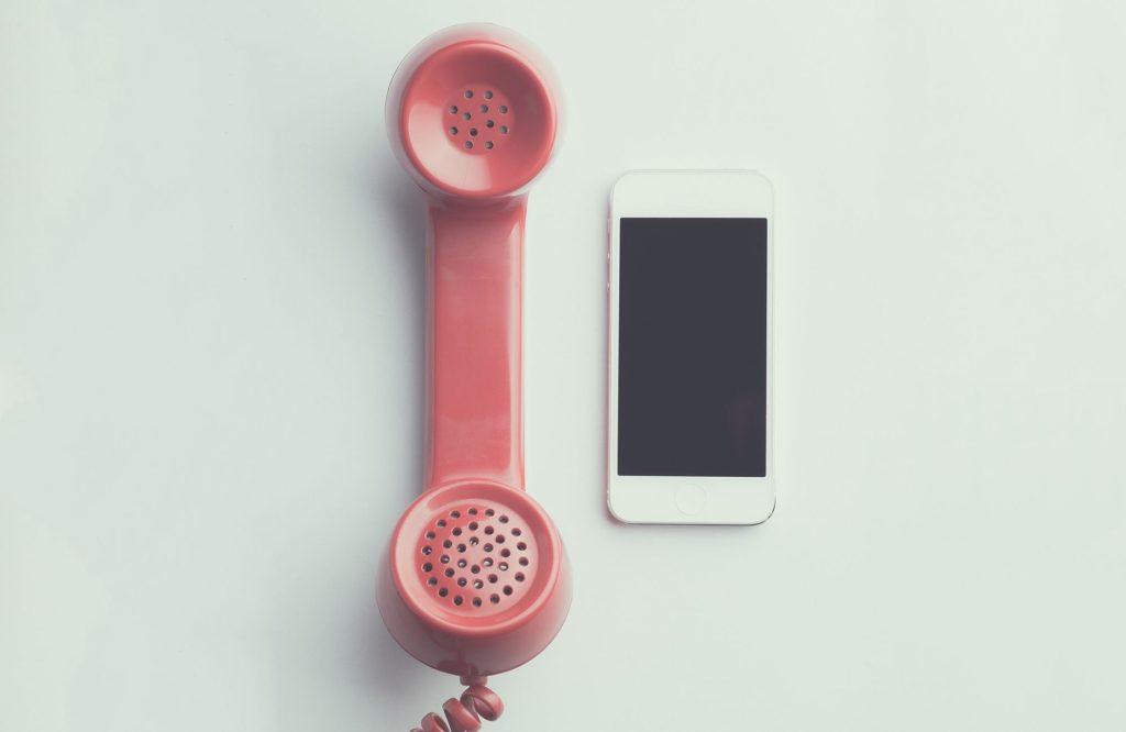 vender por telefone