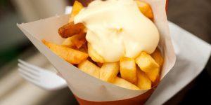 como vender batata frita