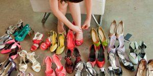 como vender sapatos