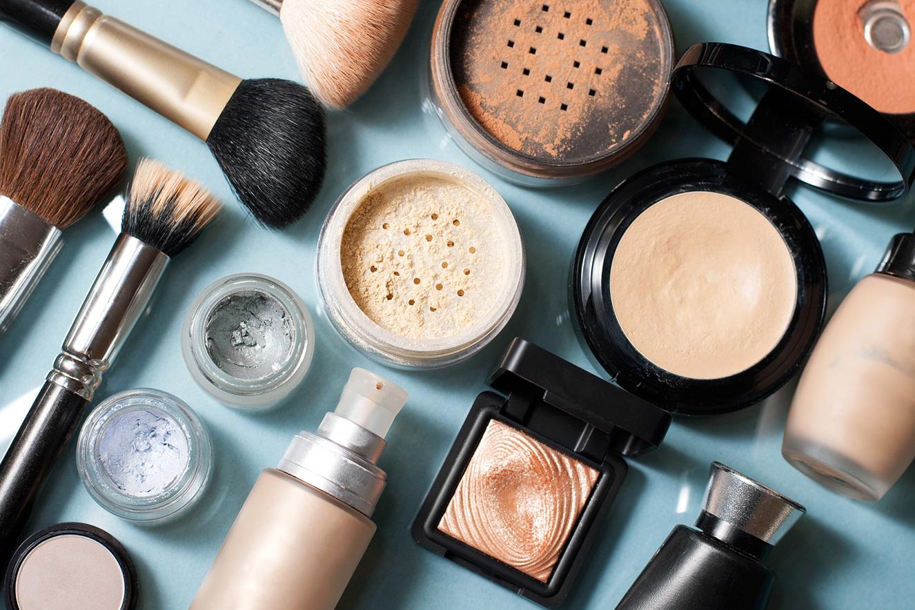 fornecedores de maquiagem