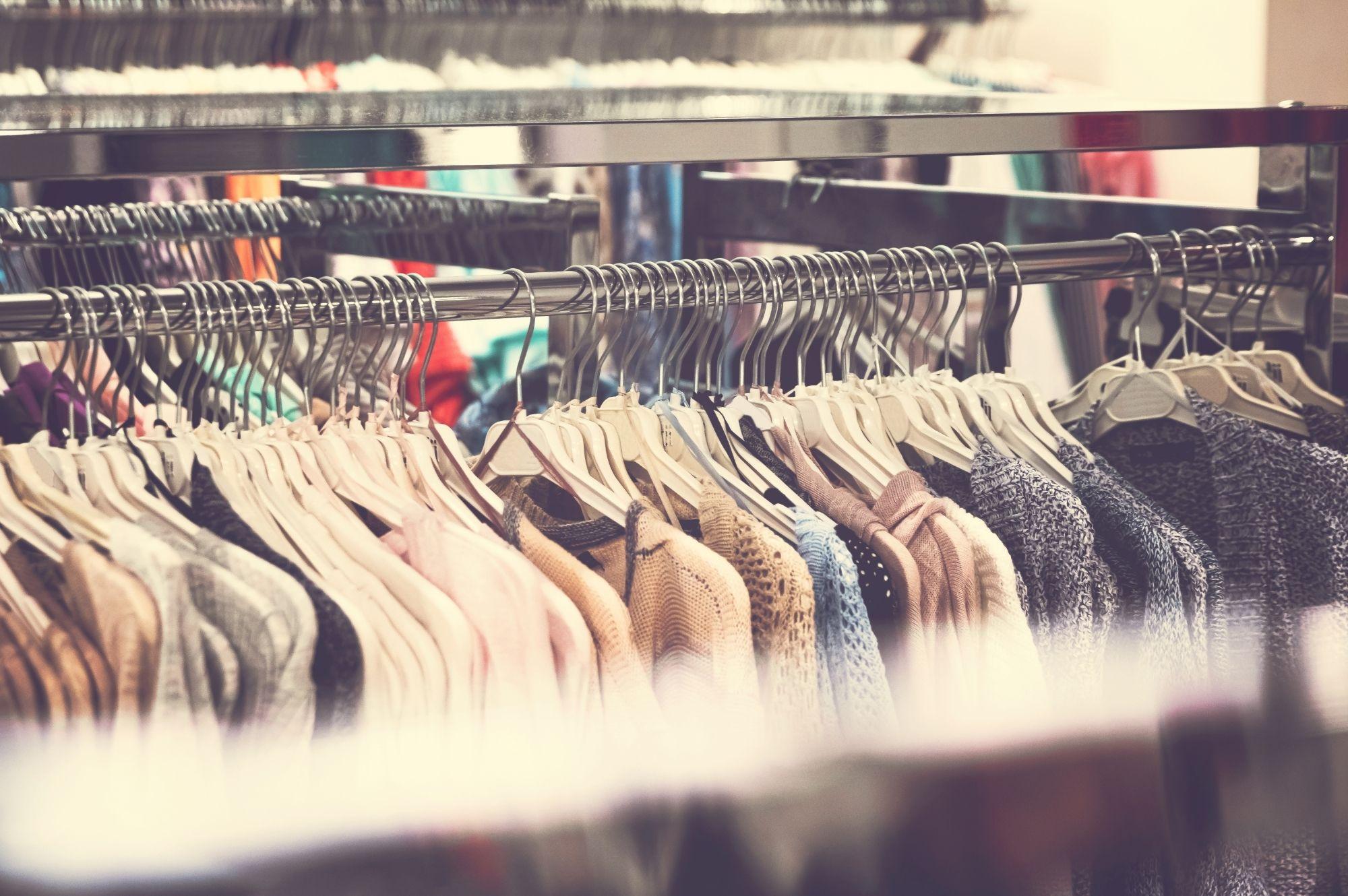 abrir loja de roupas