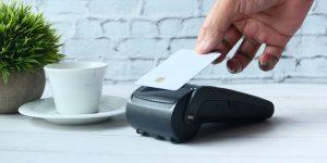 escolher máquina de cartão