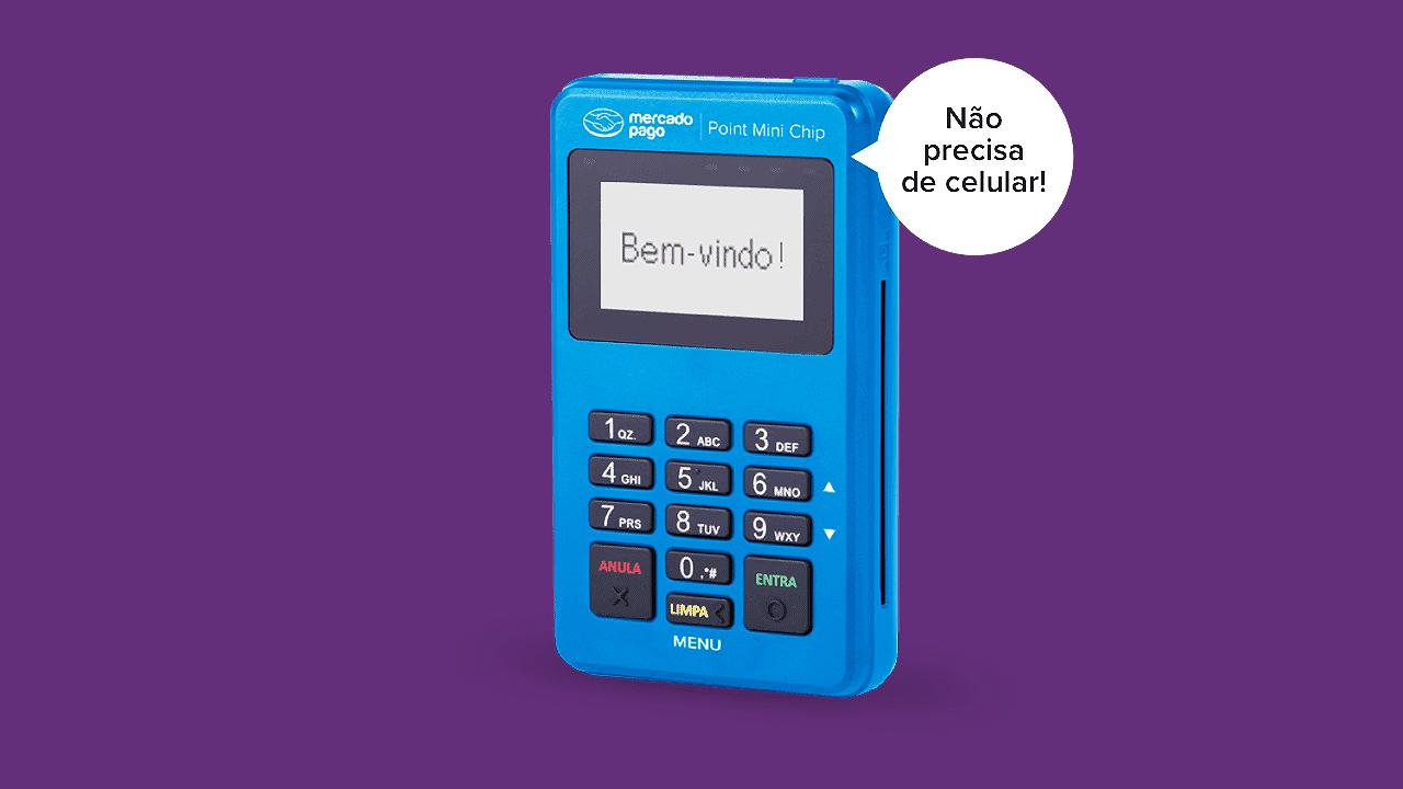 Máquina Mercado Pago Mini