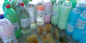 fazer produtos de limpeza