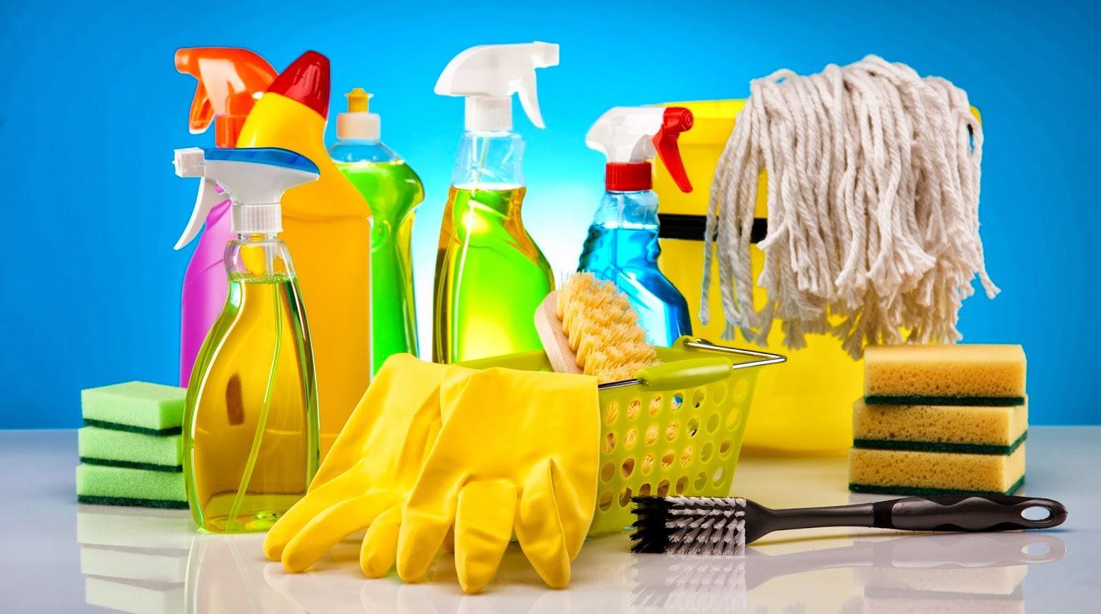 revender produtos de limpeza