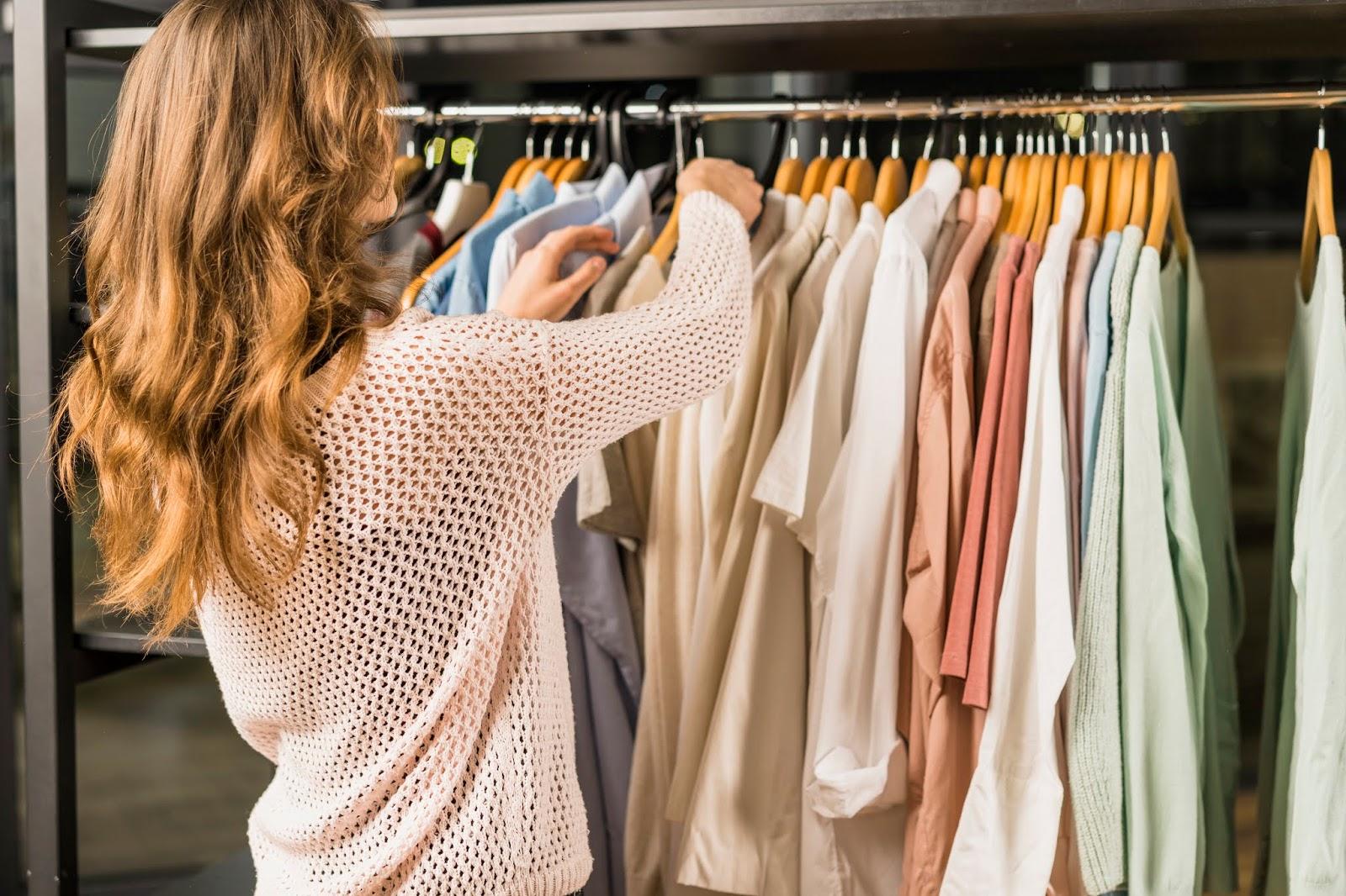 vender roupas consignadas