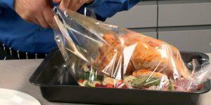 como vender frango assado temperado