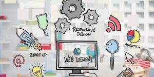 criar site profissional