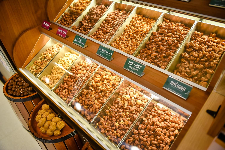 Nutty Bavarian