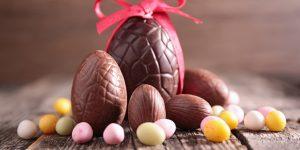 venda de chocolates na páscoa
