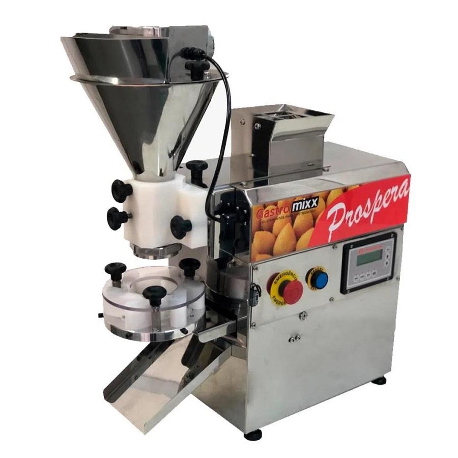 gastromixx máquina de coxinha e salgados da marca Prospera
