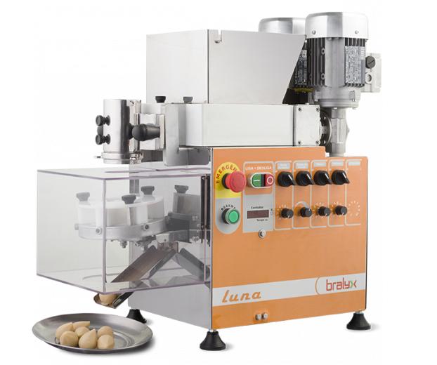 máquina de fazer coxinha Luna Bralyx