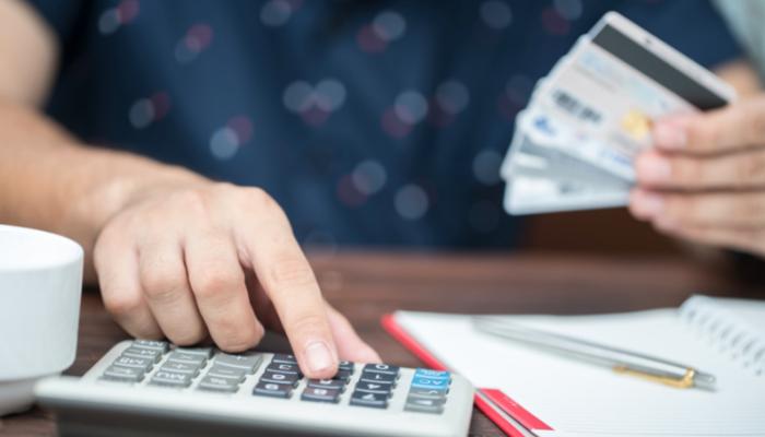 Como pagar dívida do cartão de crédito