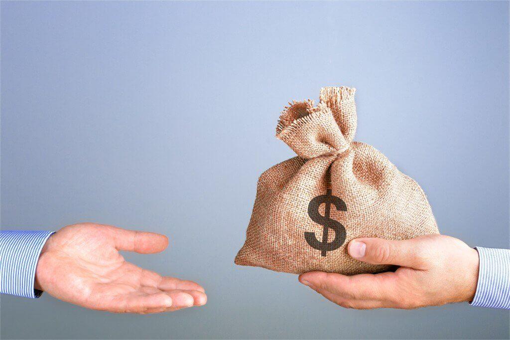 conseguir dinheiro para o negócio