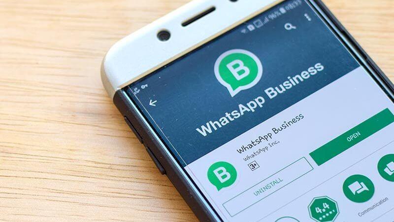 cadastrar número fixo no whatsapp