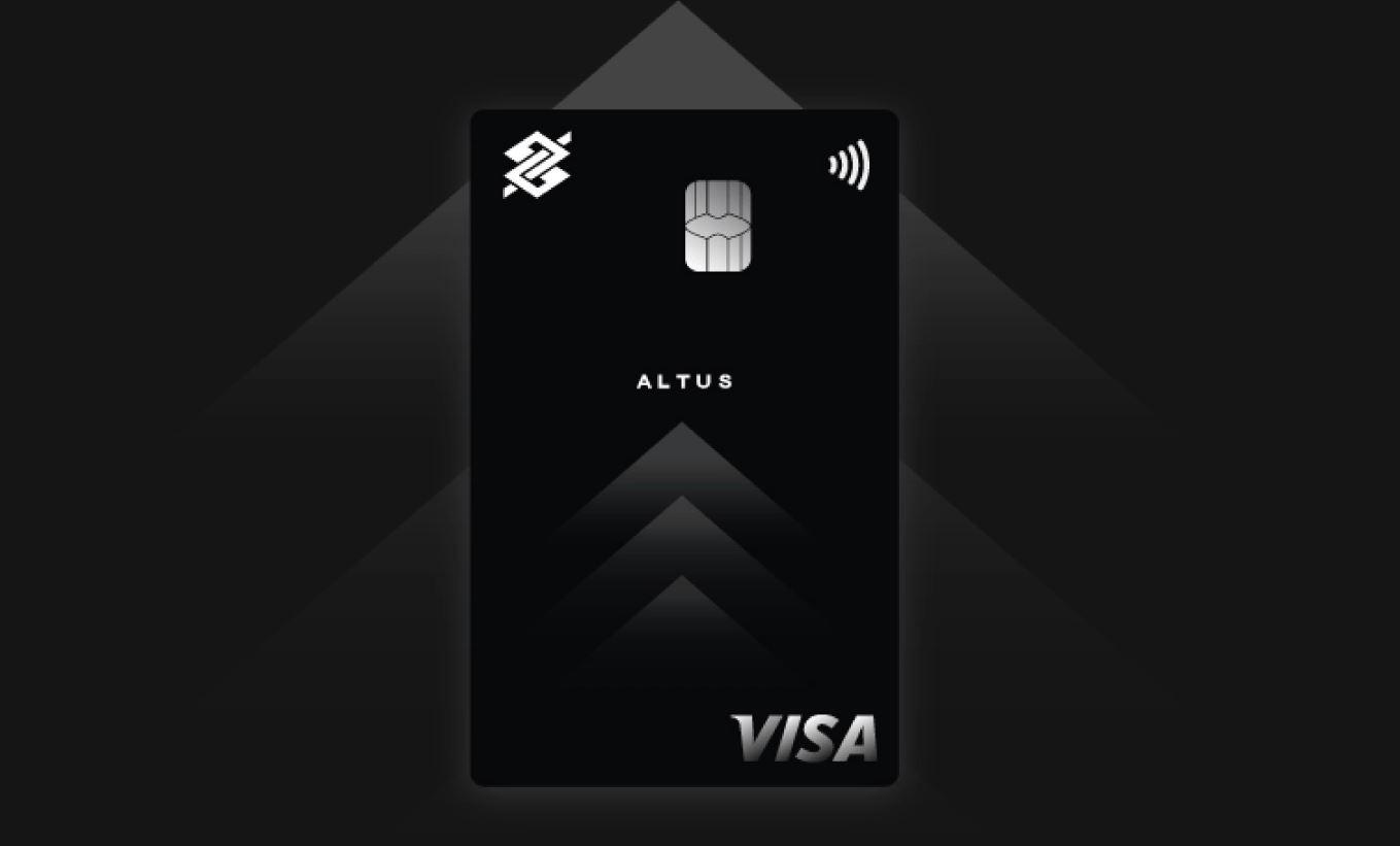 Cartão de crédito Banco do Brasil Altus Visa Infinite (Imagem: Divulgação/Banco do Brasil)