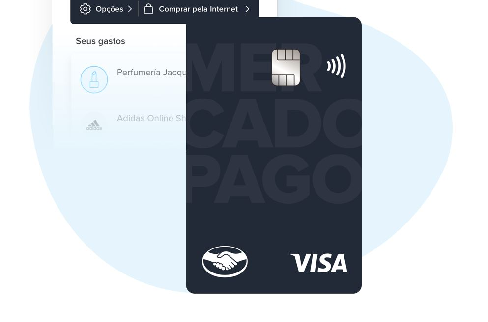 Conheça o cartão de crédito do Mercado Pago (Imagem: Divulgação/Mercado Pago)