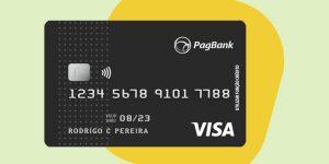 Cartão de Crédito do PagSeguro - Como funciona o cartão PagBank? (Imagem: Divulgação/PagSeguro)