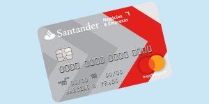 Cartão de Crédito Santander para empresas - Como funciona (Imagem: Divulgação/Santander)