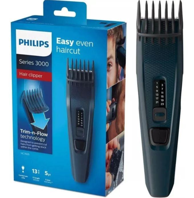 Philips Hairclipper Serie 3000 HC3505/15 (Imagem: Divulgação/Philips)