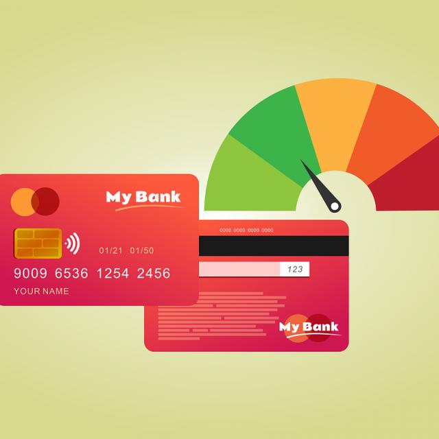 Qual é o score mínimo para ter um cartão de crédito?