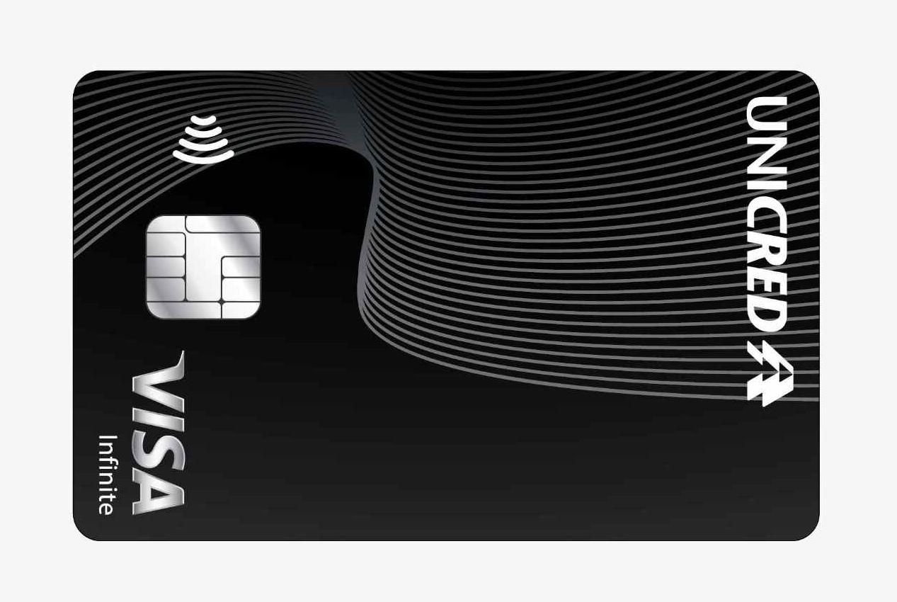 Cartão de crédito Unicred Visa Infinite (Imagem: Divulgação/Unicred)